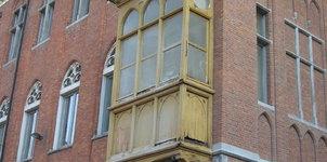 V.B. Renovatie - Foto's - Erker