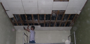 V.B. Renovatie - Foto's - Plafond